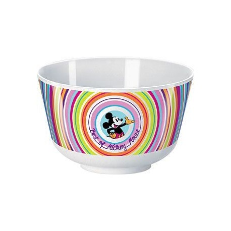 Bowl Mickey Stripes