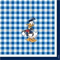 Servetten Donald True Blue