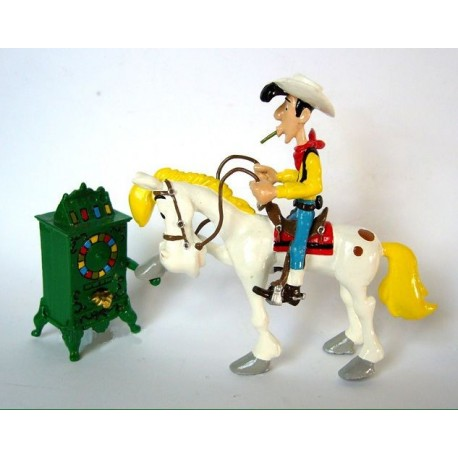 Lucky Luke eenarmige bandiet
