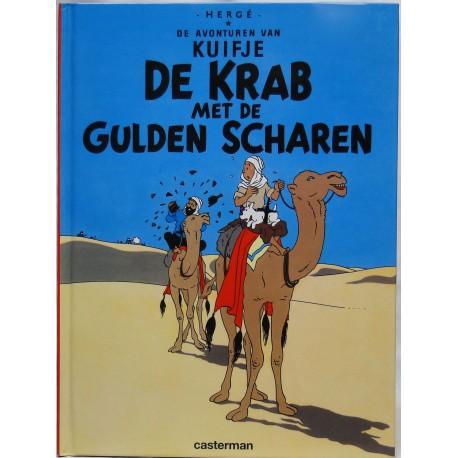 De krab met de Gulden Scharen, A5 HC