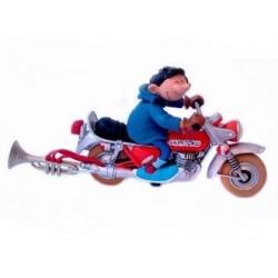 Gaston moto Sapetoku