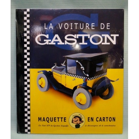 maquette Guust Taxi Fiat 509