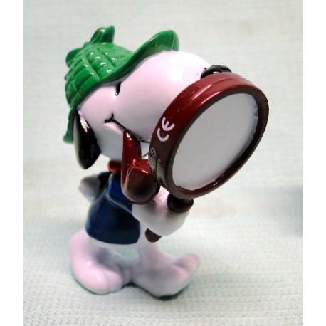 Snoopy Detective Sherlock