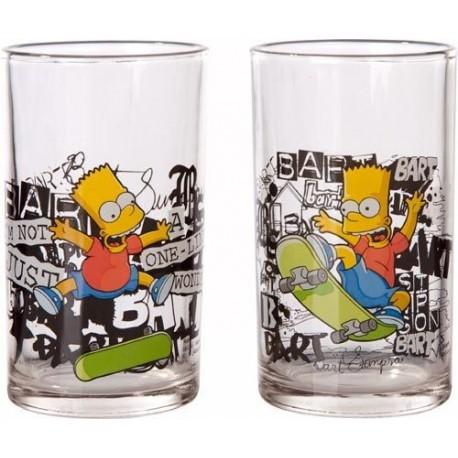 Bart Skate 2x glas