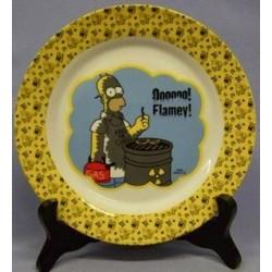 Homer Simpson Bord BBQ