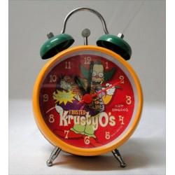 Krusty Alarm klok