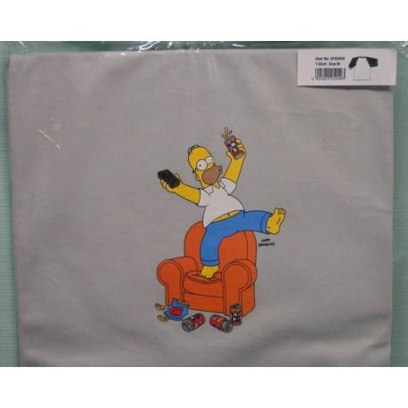 T-shirt Homer Drunk size M