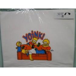 T-shirt Yoink! size M