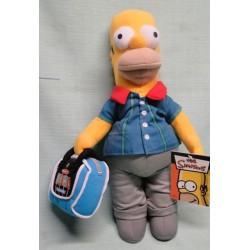 Homer pluche Bowler 33 cm