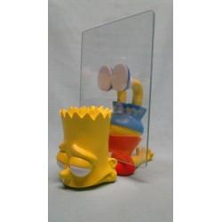 Bart kunsthars beeld fotolijst 3D