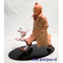 Tintin Voyageur - 18 cm