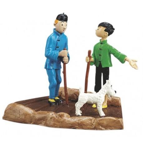 Tintin en Tchang