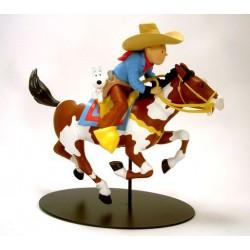 Kuifje Cowboy
