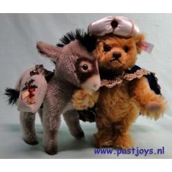 Teddybeer mit Eselchen uit 2001