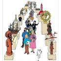 Le Musee Imaginaire de Tintin