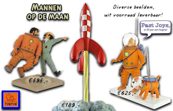 Tintin Statues